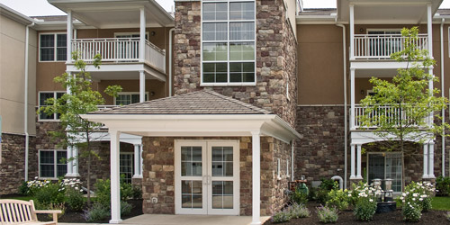 Masonic Village at Dallas Retirement Living Apartments