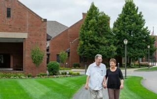 Gary and Patricia Dorning