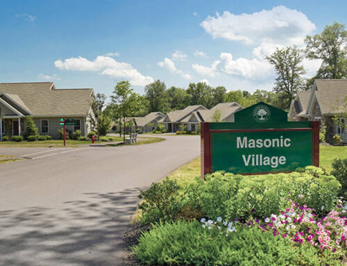 Moving into a Senior Living Community: From Curiosity to Keys