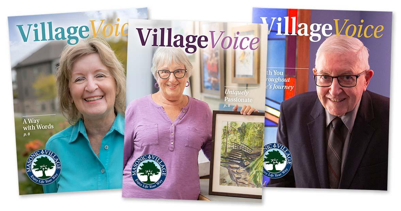 Village Voice Magazine